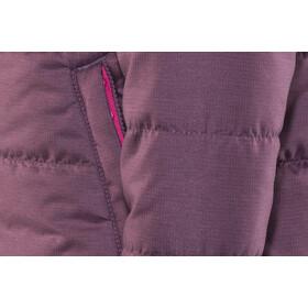 Meru Woodburn Padded Bomber Jacket Girls crushed violet